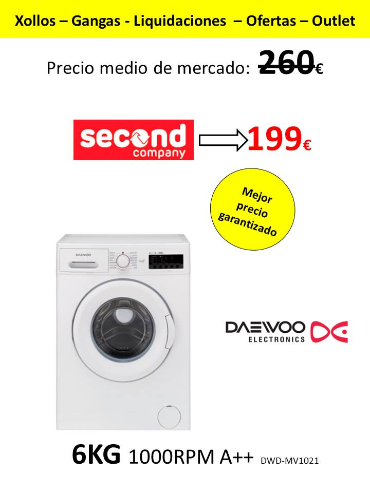 Electrodom sticos outlet second company - Outlet electrodomesticos ...