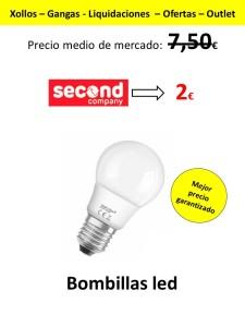 bomb led