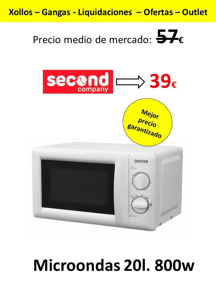 Tiendas outlet second company - Electrodomesticos baratos terrassa ...